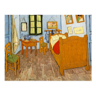 Carte Postale Chambre à coucher dans Arles par Vincent van Gogh