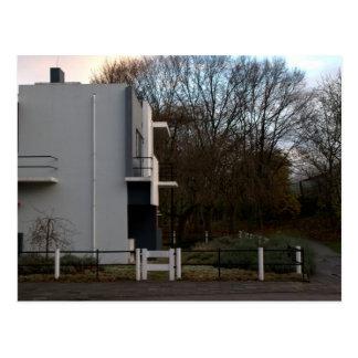 Carte Postale Chambre de Rietveld Schröder, Utrecht
