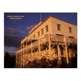 Carte Postale Chambre historique le Mont Holyoke de sommet