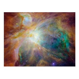 Carte Postale Chaos au coeur d'Orion