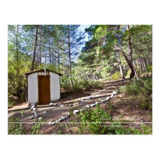 Carte Postale chapelle de marina de saint à la forêt de la