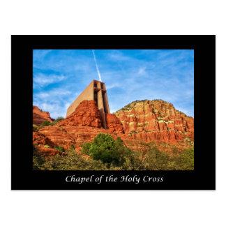 Carte Postale Chapelle du Sedona croisé saint, AZ