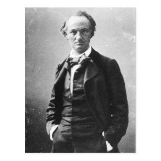 Carte Postale Charles Baudelaire