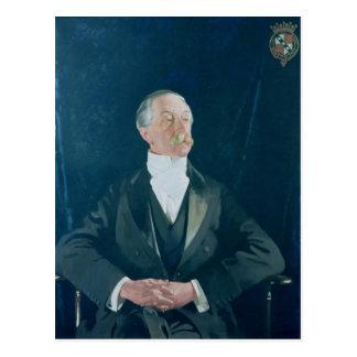 Carte Postale Charles Robert, 6ème comte Spencer