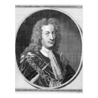 Carte Postale Charles Spencer, 3ème comte de Sunderland