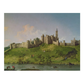 Carte Postale Château d'Alnwick