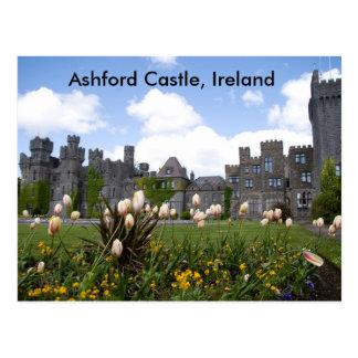 Carte Postale Château d'Ashford, Irlande