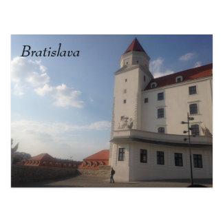 Carte Postale Château de Bratislava