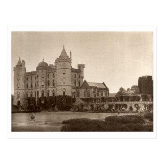 Carte Postale Château de Douglas