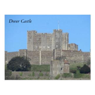Carte Postale Château de Douvres