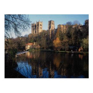Carte Postale Château de Durham, comté Durham, Angleterre, R-U