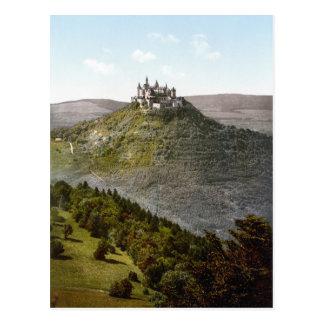 Carte Postale Château de Hohenzollern
