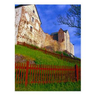Carte Postale Château de Kastelholm