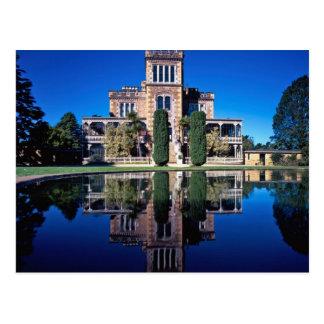 Carte Postale Château de Larnach, Dunedin, Nouvelle Zélande