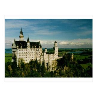Carte Postale Château de Neuschwanstein