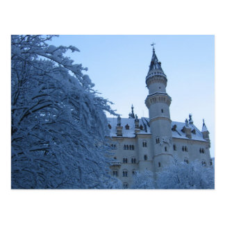 Carte Postale Château de Neuschwanstein, Allemagne