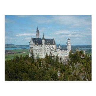 Carte Postale Château de Neuschwanstein - Schloss Neuschwanstein