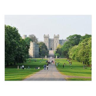 Carte Postale Château de Windsor