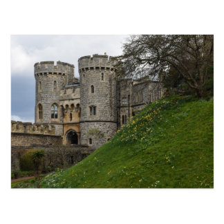 Carte Postale Château de Windsor dans Windsor Angleterre