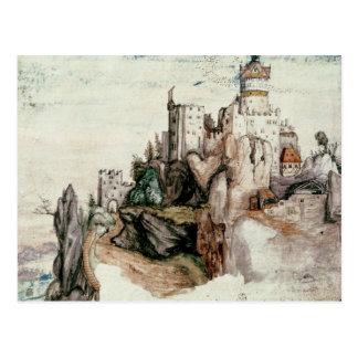 Carte Postale Château enrichi