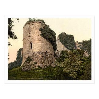 Carte Postale Château II, Herefordshire, Angleterre de Goodrich