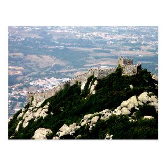 Carte Postale Château maure - Sintra