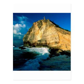 Carte Postale Chateaux Guadeloupe de DES de Pointe de plage