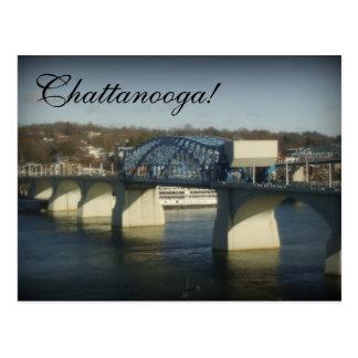 Carte Postale Chattanooga