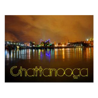 Carte Postale Chattanooga, Tennessee, Etats-Unis