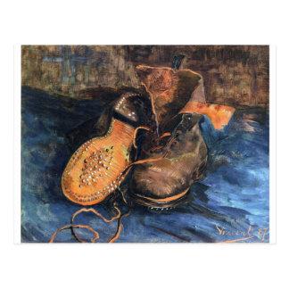 Carte Postale Chaussures - Vincent van Gogh