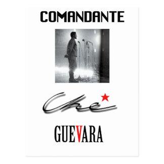 Carte Postale Che Guevara