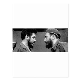 Carte Postale Che-y-Fidel