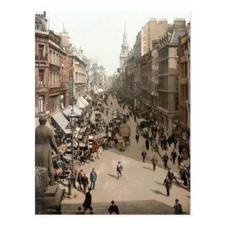 Carte Postale Cheapside, Londres c.1895