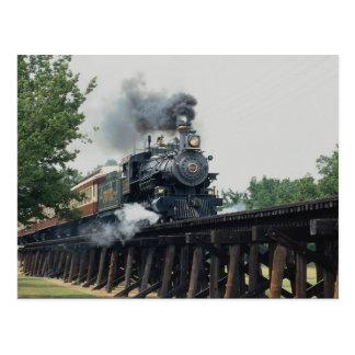 Carte Postale Chemin de fer de tarentule, Fort Worth, le Texas,