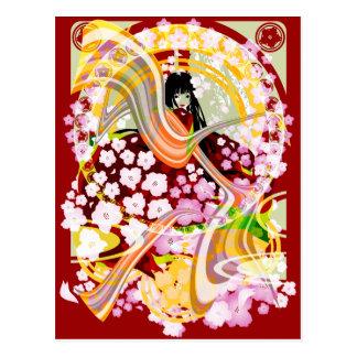 Carte Postale Cherry_Blossom