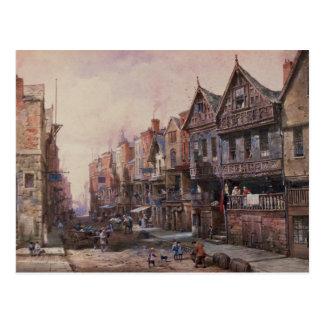 Carte Postale Chester