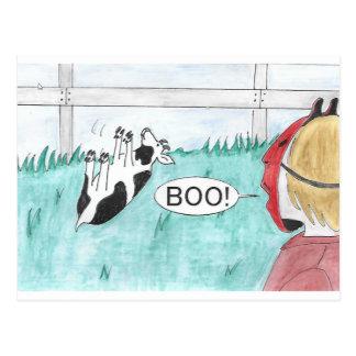 Carte Postale Chèvre de évanouissement