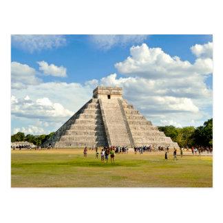 Carte Postale Chichén Itzá