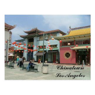 Carte Postale Chinatown