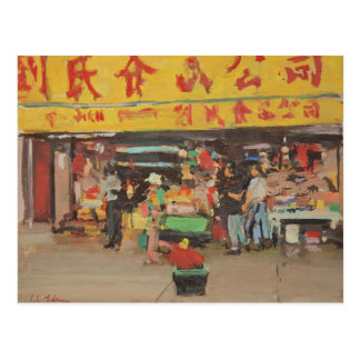 Carte Postale Chinatown New York 2012