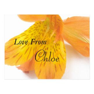 Carte Postale Chloe