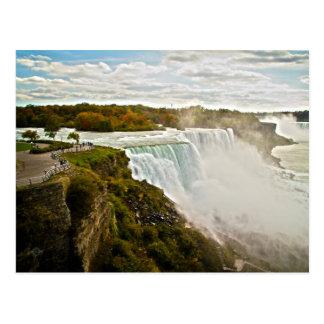 Carte Postale Chutes du Niagara