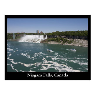 Carte Postale Chutes du Niagara, Canada