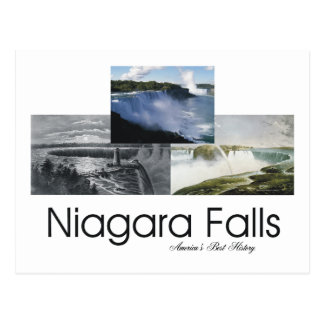 Carte Postale Chutes du Niagara d'ABH