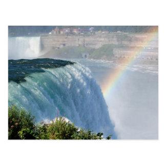Carte Postale Chutes du Niagara, NY