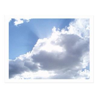 Carte Postale Ciel