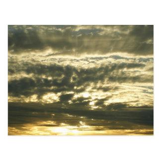 Carte Postale Ciel magnifique