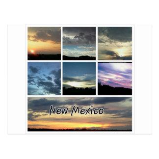 Carte Postale Cieux du Nouveau Mexique