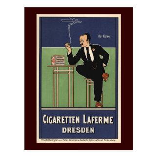 Carte Postale Cigaretten Laferme