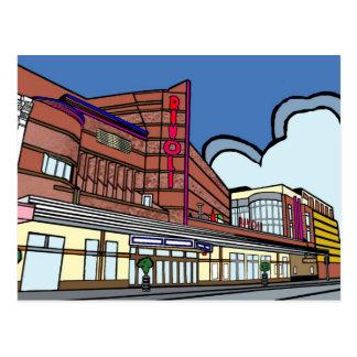 Carte Postale Cinéma de Rivoli, Camberwell